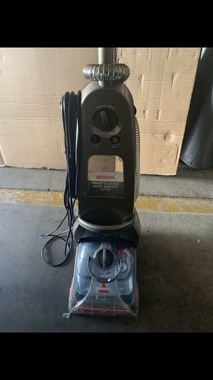 bissell proheat 2x multi surface turbo for Sale in Los Angeles, CA