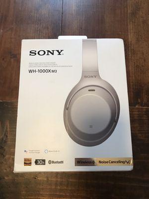 Sony Wireless Headphones WH-1000X M3 for Sale in Cincinnati, OH