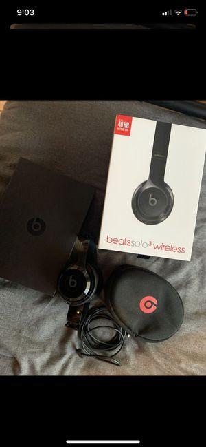 Beats Solo 3 Wireless for Sale in Farmersville, CA
