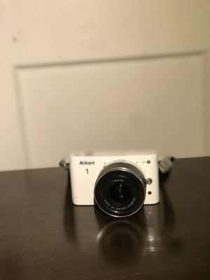Nikon 1 J1 Camera with two interchangeable lenses for Sale in Tucker, GA