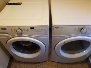 Washer and dryer whirlpool for Sale in Stockton, CA
