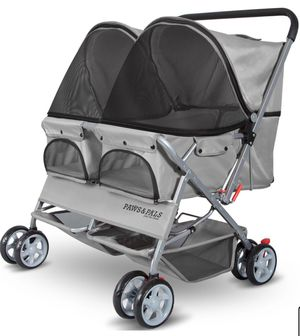 PET STROLLER GREY (BRAND NEE) for Sale in Hermosa Beach, CA