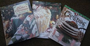 Christmas cook books for Sale in Las Vegas, NV