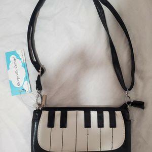 Piano key purse for Sale in Anaheim, CA