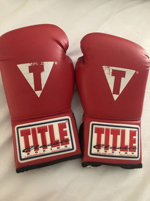 Small boxing gloves for Sale in Mountain View, CA