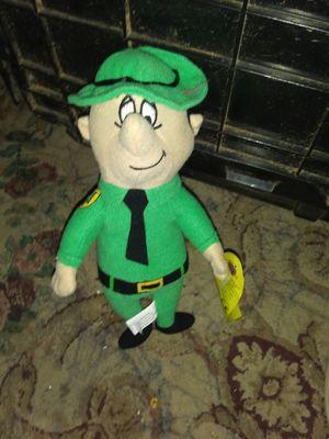 Hanna Barbera Toy factory Yogi Bear Ranger plush stuffed animal doll for Sale in Dallas, GA