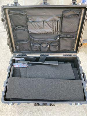 Pelican 1650 Case + Trekpak and Lid Organizer for Sale in Hawthorne, CA