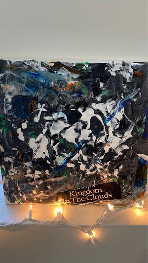 "Acrylic painting ""SKULL"" Artist-Sapphire Faro for Sale in Alexandria, VA"