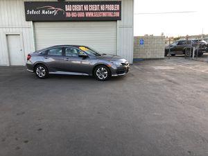 2016 Honda Civic LX for Sale in Hesperia, CA