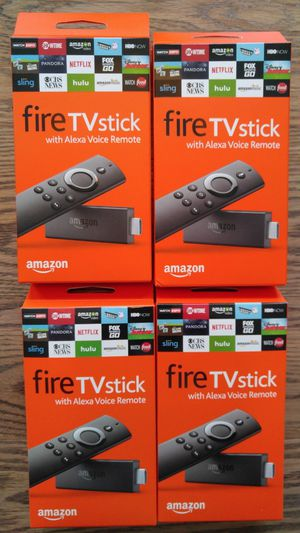 Fire tv sticks, unlocked! for Sale in North Ridgeville, OH