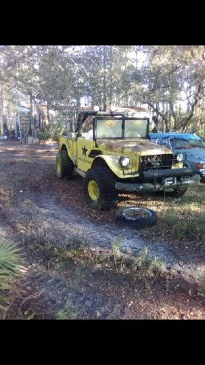 Dodge military Army power wagon $3500 for Sale in Winter Haven, FL