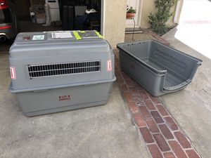 """36"""" Dog Kennels for flying - used only once! for Sale in Playa del Rey, CA"""