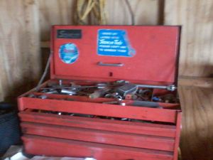 Snap on tool box empty for Sale in Whitman, MA