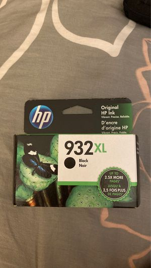 HP 932 xl black ink - Brand new for Sale in Placentia, CA