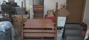 Antique full size bedroom set for Sale in Everett, WA