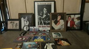 Elvis Presley collectibles for Sale in Dallas, TX
