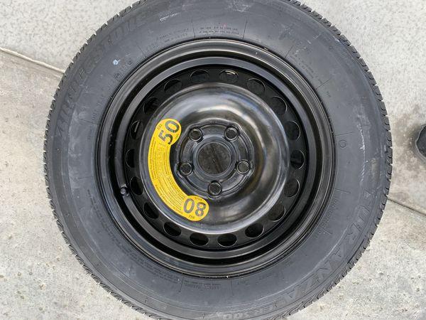 195/65/15 jetta spare tire