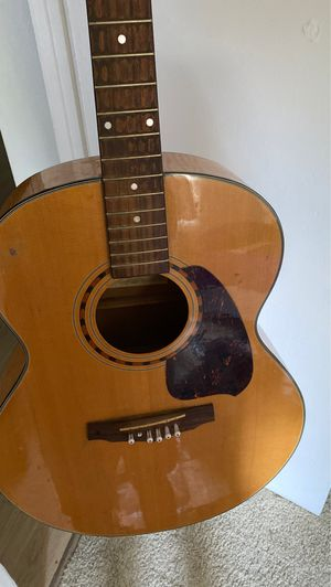 Ibanez Acoustic Guitar NO STRINGS ATTACHED. strings are avail for Sale in Huntington Beach, CA