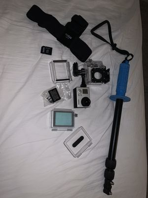 GoPro Hero 3 + Gadgets for Sale in Parkland, FL