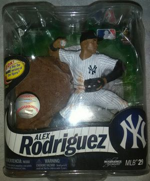 Alex Rodriguez Yankees McFarlane for Sale in Sanborn, NY