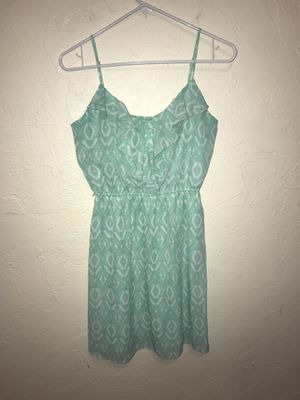 EUC Teal Dress Size Small 3/5 for Sale in Littleton, CO