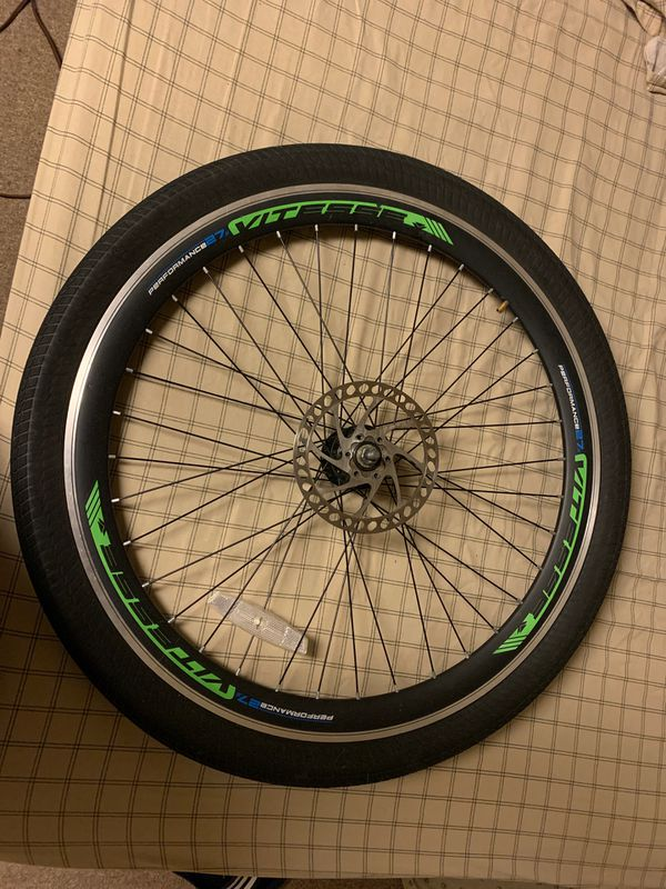 Disc break 27.5 rim