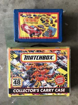 2 Vintage Matchbox Cases for Sale in Maple Valley, WA