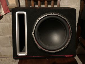 12 inch boss bass12p subwoofer works great like new for Sale in Ruskin, FL