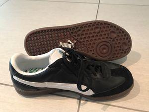 Puma Liga black suede sneakers for Sale in Miami, FL