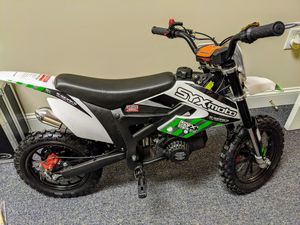50cc SYX Kid's Beginner Dirt Bike for Sale in Woodstock, GA