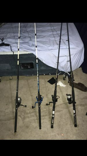 PENN fishing poles for Sale in Beverly Hills, FL