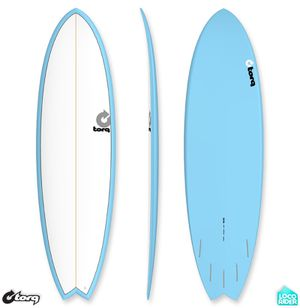 "Torq Mod Fish 6'6"" Surfboard for Sale in Montrose, CA"