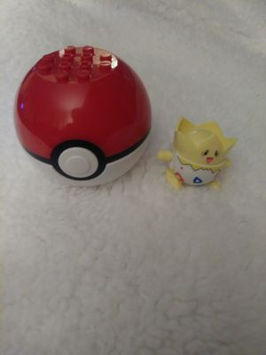 Mega Construx Pokemon PokeBall for Sale in Fort Myers, FL