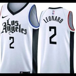 NEW....CLIPPERS JERSEY XL for Sale in Victorville, CA