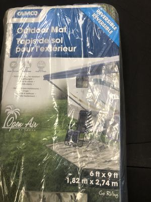Outdoor mats RV for Sale in Whitewater, CA