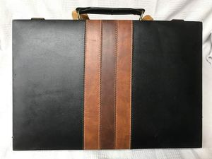 Vintage Backgammon Game Set w/t Leather Case for Sale in San Pedro, CA