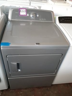 Maytag electric dryer working perfectly with 4 months warranty for Sale in Baltimore, MD