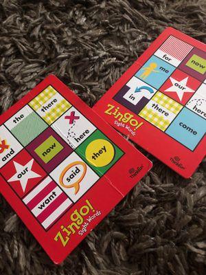 Zingo game for Sale in La Mesa, CA
