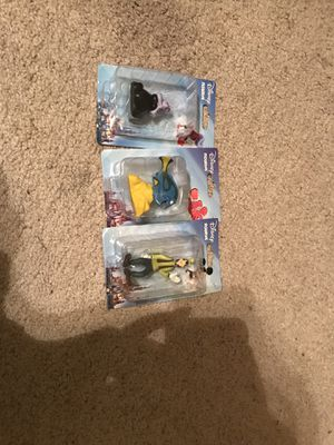 Disney Licensed Figurines for Sale in Fort Worth, TX