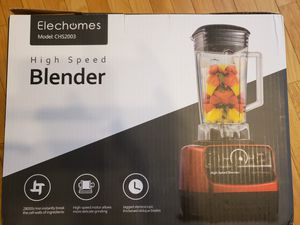 Elechomes High Speed blender new for Sale in Bristol, CT