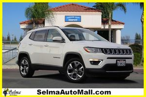 2019 Jeep Compass for Sale in Selma, CA