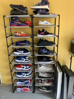 New/Used: Cleats,  Sneakers (No Trades) No Hype for Sale in Peralta, NM
