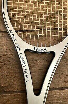 Arthur Ashe Head Tennis Racket for Sale in Marietta, GA