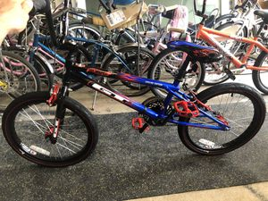 NEW! 2001 GT Special Edition Hotwheels BMX bike. Will Trade for a running snowmobile for Sale in Clinton Township, MI