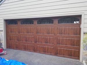 J&J garage door for Sale in Elizabeth, NJ
