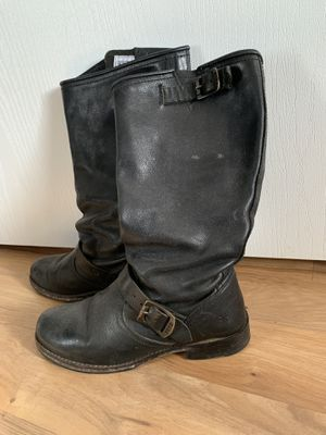 Woman's Frye leather boots for Sale in Clearlake Oaks, CA