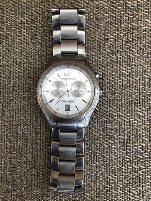 Emporio Armani Chronograph AR-0534 Watch for Sale in Tacoma, WA