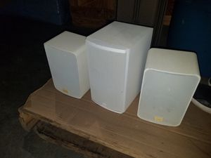 Boston and optimus Speakers for Sale in Annandale, VA