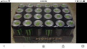 24 cans for $30 for Sale in Auburndale, FL