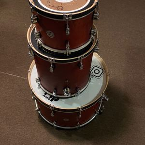 Pdp Concept Maple Classics Oxblood Kit 24 K 13 16 Toms for Sale in Riverside, CA
